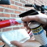 Zehn Schritte zum sauberen Fahrrad