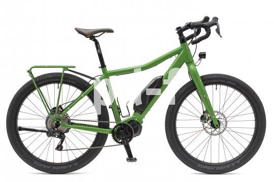 """Der süddeutsche Hersteller Velotraum bietet Fahrräder an, die sich stark individuell konfigurieren lassen. Dazu gehört auch der Reiserenner """"Speedster SP2E"""", ein Reise-Pedelec mit Mittelmotor, 500Wh-Akku und elektronischer Schaltung."""