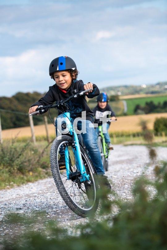 """Auch die Kleinen lieben es schon sportlich. Hersteller Puky kommt diesem Wunsch mit dem Modell """"Cyke"""" entgegen."""