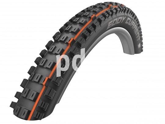 """Der """"Eddy Current"""" wurde von Schwalbe explizit als Reifen für E-Mountainbikes entworfen. Pannenschutz und Traktion stehen im Vordergrund, das Gewicht erst an zweiter Stelle."""