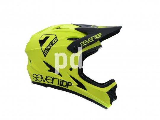 Fullface-Helme müssen umfassenden Stoßschutz, geringes Gewicht, hohe Bewegungsfreiheit und freies Sichtfeld bieten. Keine einfache Aufgabe.