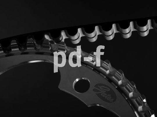 An hochwertigen Bikes mit Getriebeschaltung ist der Zahnriemen fast schon Standard, bietet er doch Haltbarkeit, Wartungsarmut und leisen Lauf.