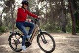 E-Bikes machen längere Ausflüge möglich; und auch leichtes Gelände ist damit nicht anstrengender zu fahren als ein Radweg.