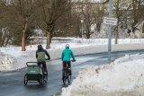 Eingeschränkter Winterdienst? Maximaler Fahrspaß für jung und alt.