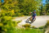Mit dem richtigen Rad kann auch der Nachwuchs schon riesig Spaß haben im Bike-Park.