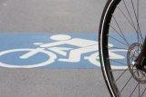 Auf diesem Weg hat das Fahrrad eindeutig Vorrang vor allen anderen Verkehrsmitteln.