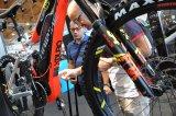 Integrierte Akku- und Motorlösung sind bei Elektro-Mountainbikes 2018 gefragt.