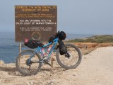 Zwischen Meer und Bergen: Die geteilte Zypern bietet viel Abwechslung für eine Radreise.