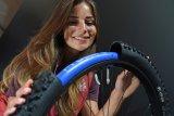Nie wieder Durchschlag! Der innovative Zwei-Kammern-Reifen vereint die Vorteile geringen Reifendrucks mit extrem hohem Pannenschutz.