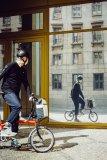Kleiner Kontrollblick: Ja, der Mund-Nasen-Schutz sitzt und der Helm auch. Dann kann´s ja losgehen.