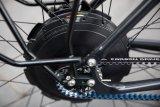 """Eine Kombination von Hinterradnabenmotor, Pinion-Zentralgetriebe und Gates-Riemenantrieb bietet der Reiseradspezialist Velotraum an seinem Modell """"Finder FD12E""""."""