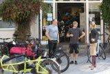 Lastenräder brauchen in der Innenstadt bessere Parkmöglichkeiten.
