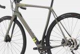 """Schnell und leicht, hier mit Shimano 105-Schaltung und hydraulischen Scheibenbremsen: Cannondale bietet mit dem Modell """"Synapse Carbon"""" ein Rennrad an, das zum Suchen der eigenen Grenzen einlädt. Das könnte damit länger dauern."""