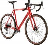 """Konzipiert für den sportlichen Einsatz beim Cyclocross,aber auch als Gravel-Bike geeignet: das """"SuperX Force1"""" von Cannondale."""