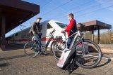 Im ICE 4 können Fahrrad und E-Bike mitgenommen werden.