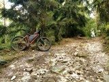 Beim Bikepacking geht es um das Abenteuer, nicht um die Kilometer. Und Abenteuer sind nur gelegentlich asphaltiert.