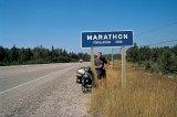 Ein Reiseziel mit Symbolcharakter: Marathon-Touren sind eine Bewährungsprobe für Mensch und Material.