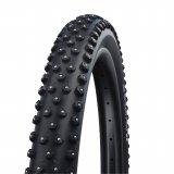 """Speziell für den Wintereinsatz ist der Mountainbike-Reifen """"Ice Spiker Pro"""" gedacht: 400 Spikes und starkes Profil sorgen für Grip in Eis und Schnee."""