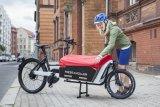 Noch sind Lastenräder ein exotischer Anblick, doch schon bald dürften sie als praktische, wendige Nutz- und Familienfahrzeuge nicht mehr wegzudenken sein.