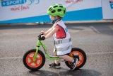 Laufradfahren ist der erste Schritt zur eigenständigen Mobilität.