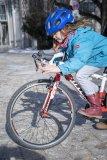 """Damit kommt man ganz schön schnell ins und durchs Gelände: ein 24er-Cyclocross-Rad für Kinder ab etwa neun Jahren (Modell """"Junior CX"""" von Stevens)."""