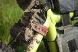 Abenteuer Bikepacking: Überall ist Platz für eine Tasche - wenn sie denn wasser- und schmutzdicht ist...