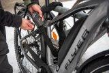 Anschließen - nicht nur abschließen! Das macht Fahrrad-Dieb:innen das Leben schwer.