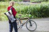 Die Packtasche hat sich zum universell eingesetzten Transportmittel für Alltagsradler entwickelt. Sie ist wetterfest, leicht zu montieren und sehr geräumig.