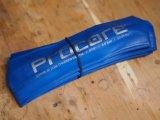 Weiche Hülle, harter Kern: Der blaue Innenreifen des Procore hält die 4-6 bar Druck der inneren Kammer.