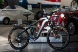 """Ein vollgefedertes E-Mountainbike für den abfahrtsorientierten Sporteinsatz ist das """"Xduro Nduro 8.0"""" von Hersteller Haibike."""