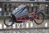 Lasträder mit E-Unterstützung und Wetterschutz machen vielerlei Transportaufgaben lösbar. Dabei machen sie Spaß, und auch dem Auge wird etwas geboten.