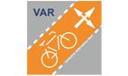 Verkehrsalternative Rad