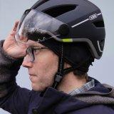 Einstellungssache: So sitzt der Fahrradhelm richtig