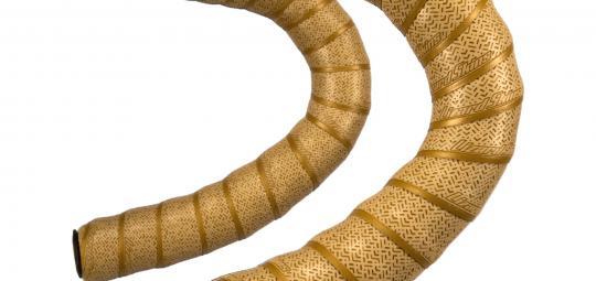 """Der US-Hersteller Lizard Skins bietet mit dem """"DSP V2"""" ein besonders haltbares Lenkerband aus Durasoft-Polymer an. Seine neue Textur verbessert die Griffigkeit; erhältlich ist es in drei Stärken und 15 Farben."""