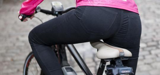 Sattel und Gesäß: Fahrradfahren ohne Schmerzen › pressedienst-fahrrad