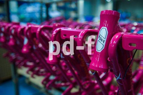 Kinderradhersteller Puky gibt auf seine Modelle eine Produktgarantie von fünf Jahren. Damit lassen sich gebrauchte Modelle noch mit laufender Garantie weiterverkaufen.