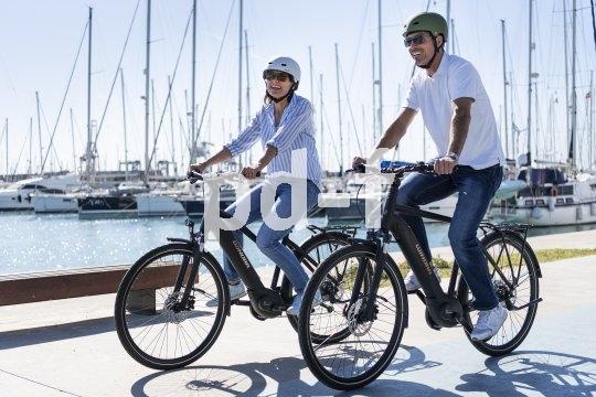 Nach wie vor ist das Fahrrad ideal, um in der Stadt unterwegs zu sein - ob mit oder ohne elektrische Unterstützung.