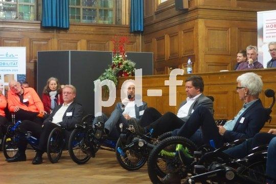 Paul Hollants sprach über das große Potenzial von E-Bikes.