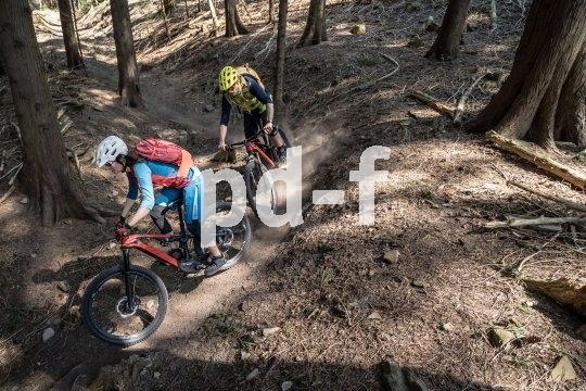 Auch im Mountainbikebereich ist die elektrische Unterstützung stark im Kommen. Antriebsspezialist Brose bietet unterschiedliche Motormodelle, die sich in alle möglichen Fahrradkonzepte einpassen lassen.