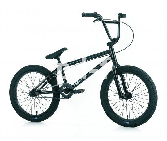 Beim Freestyle-BMX geht es um artistische Körper- und Radbeherrschung - und natürlich um Spaß.