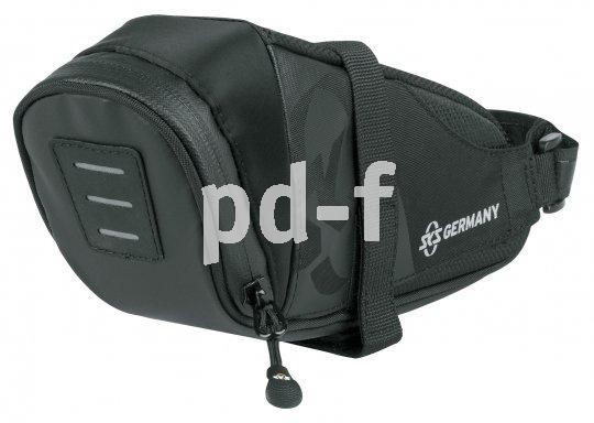 Unter dem Sattel ist viel Platz - der sich mit einer cleveren Satteltasche gut ausnutzen lässt.