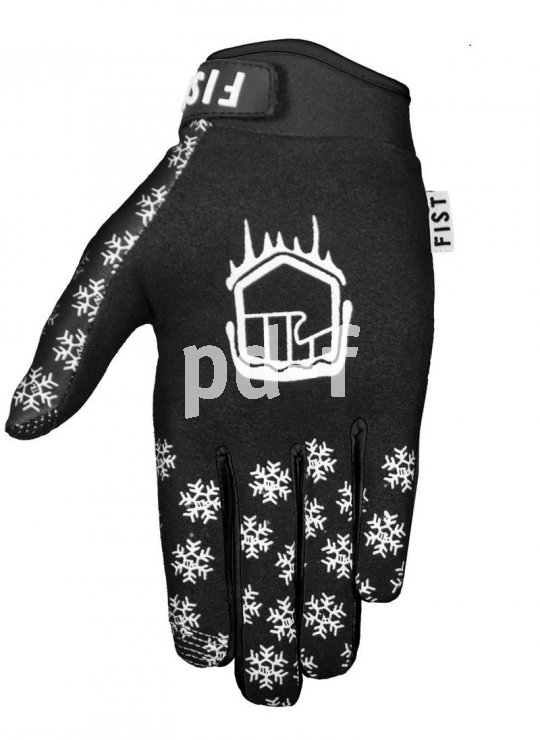 """""""Frosty Fingers"""" heißt dieser Winterhandschuh des Herstellers Fist. Genau die kann er beim Radfahren in der kalten Jahreszeit zuverlässig verhindern."""
