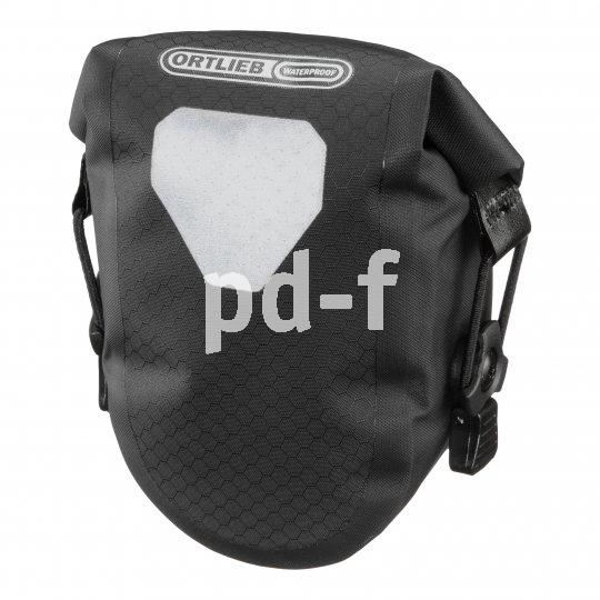 Die gute alte Satteltasche ist mit der Zeit gegangen, bleibt  aber so praktisch und hilfreich wie eh und je.