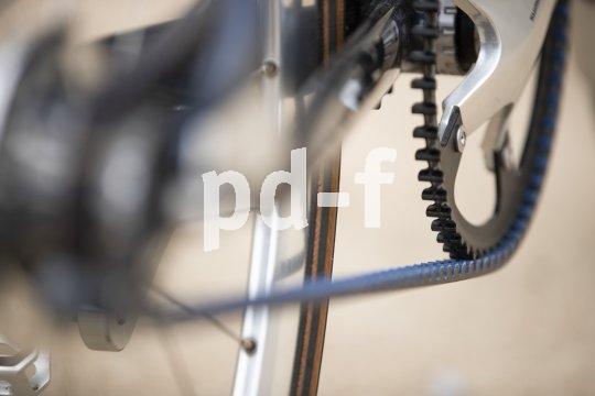 Präziser Lauf ohne Schmierschicht, hohe Haltbarkeit und Sauberkeit sind die Pluspunkte eines Riemenantriebes.