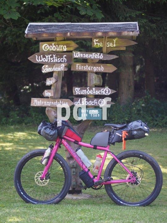 Ein Rad für alle Möglichkeiten. Von der Winterexpedition bis zum Gravelrennen ist alles drin.
