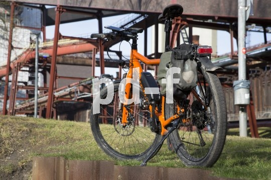 Reiseräder sollten möglichst genau passen - zur Reiseregion wie zu den Radreisenden. Der Hersteller Velotraum bietet ein Baukastensystem, mit dem man sich sein Traumrad zusammenstellen kann.