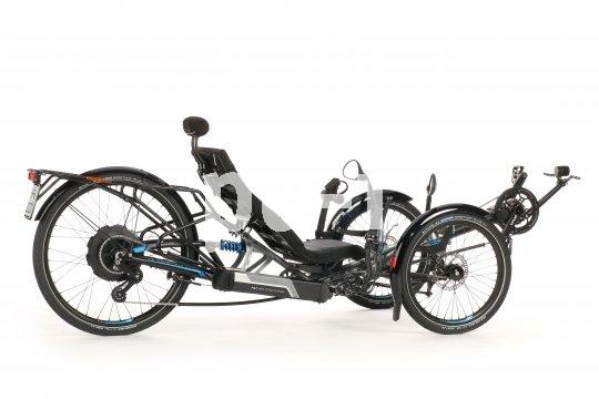 Bequem, sportlich, niedrig - diese Attribute gelten auch für die aktuellen Bauformen von Liegedreirädern.