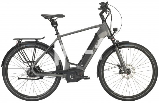 """Die Integration von Antriebsteilen stand bei der Entwicklung des neuen E-Bikes """"E-14"""" von Stevens im Mittelpunkt."""