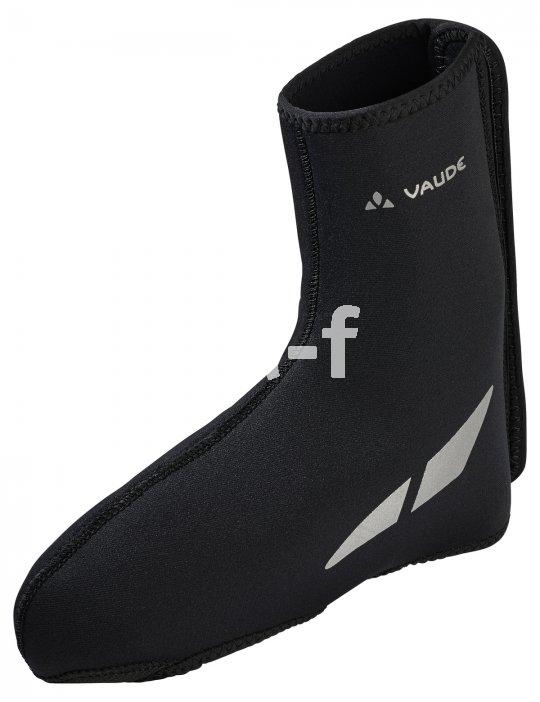 """Das kann die Rettung für alle sein, die beim Radfahren unter kalten (und nassen) Füssen leiden: ein Paar """"Shoecover Pallas III"""" von Vaude. Das Material wärmt und lässt kein Wasser durch."""