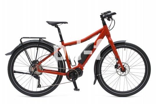 """Hersteller Velotraum bietet individuell konfigurierbare Fahrräder an. Hier das """"FD2E"""", ein leichtes, aber belastbares Reiserad für bis zu 150 kg Zuladung."""